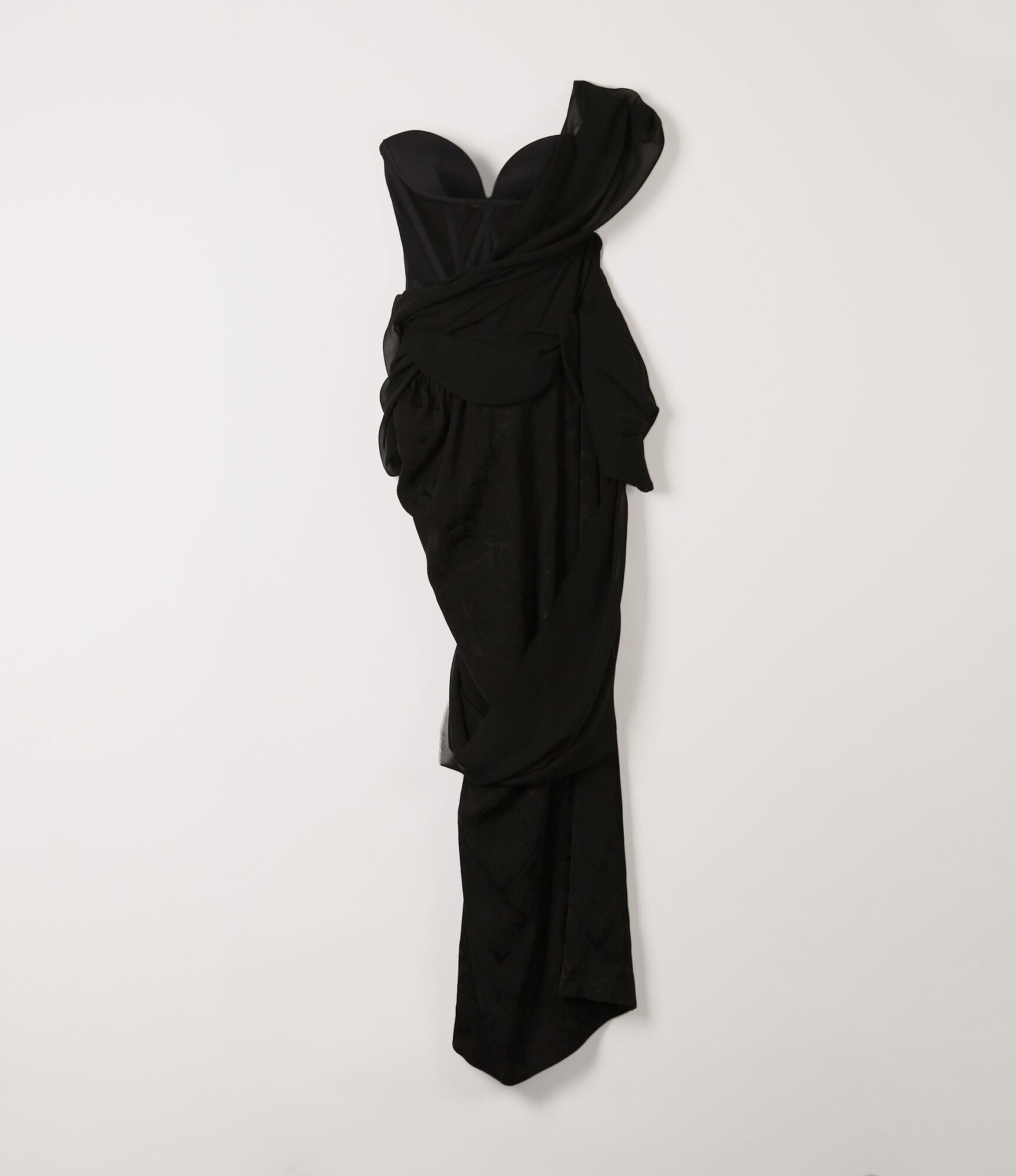 Vivienne Westwood Tao Corset Dress Black